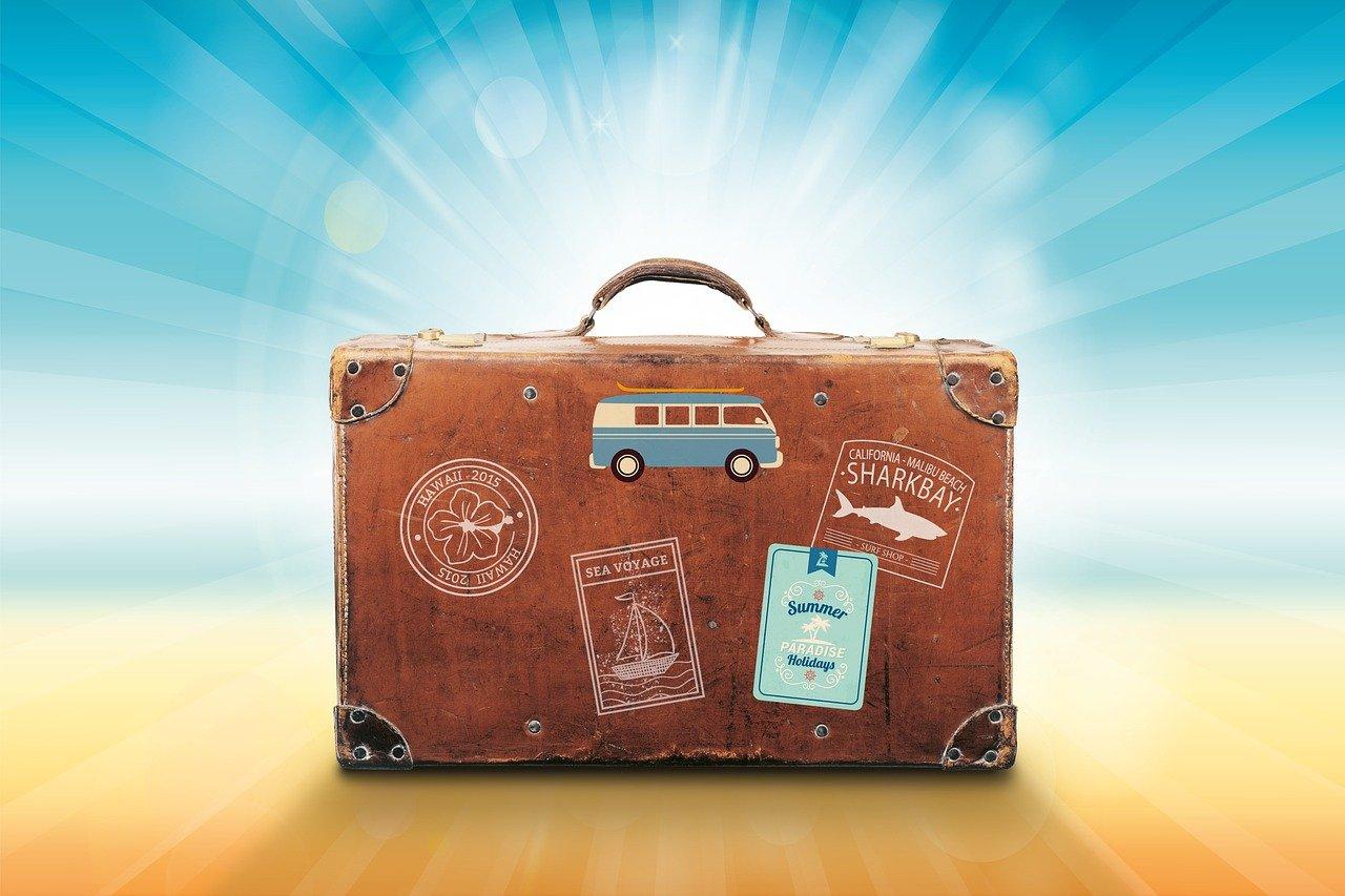 bagage pour voyage